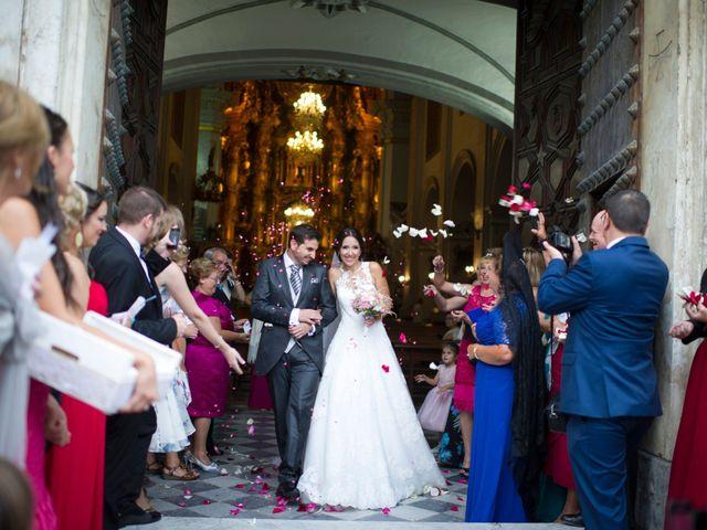 La boda de Antonio y Nazaret en Cádiz, Cádiz 10