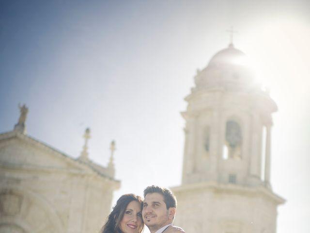 La boda de Antonio y Nazaret en Cádiz, Cádiz 30