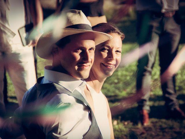 La boda de Anne Mael y Alvaro