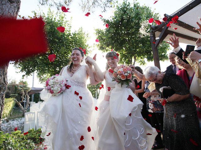La boda de Mireia y Elia en Molins De Rei, Barcelona 16