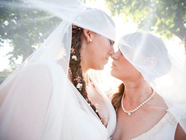 La boda de Mireia y Elia en Molins De Rei, Barcelona 17