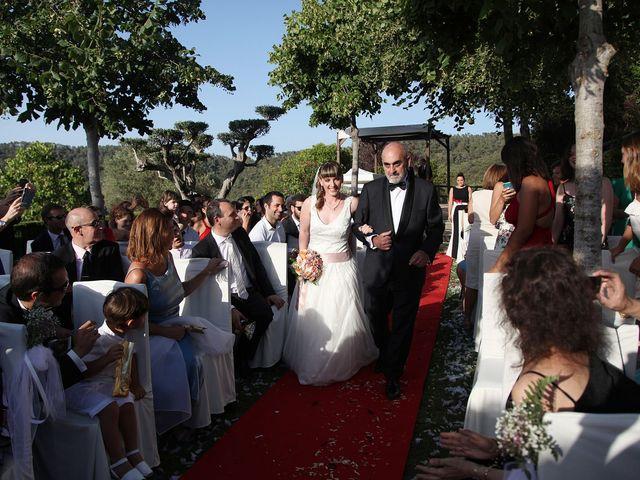 La boda de Mireia y Elia en Molins De Rei, Barcelona 12