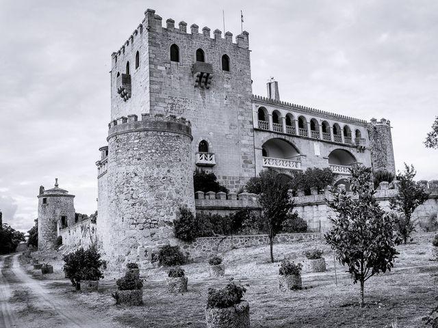 La boda de Pedro Luis y Raquel en Alburquerque, Badajoz 1