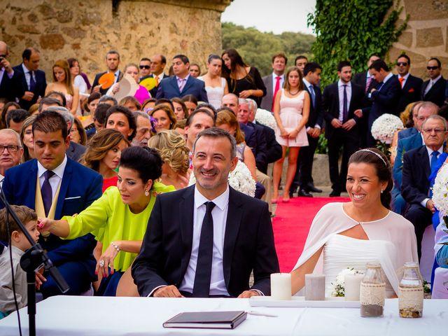La boda de Pedro Luis y Raquel en Alburquerque, Badajoz 6