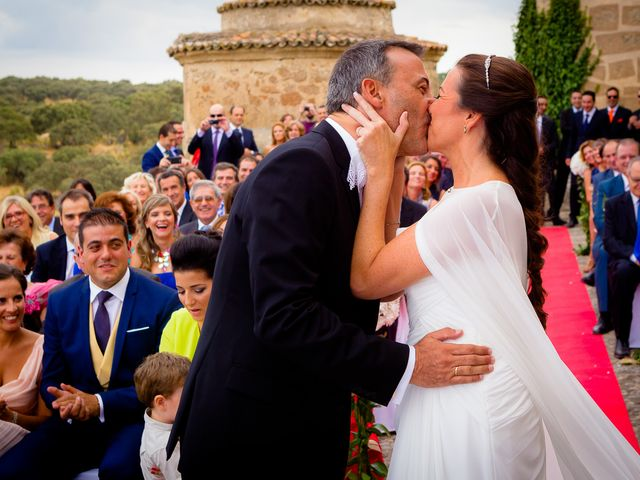 La boda de Pedro Luis y Raquel en Alburquerque, Badajoz 10