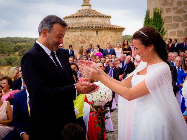 La boda de Pedro Luis y Raquel en Alburquerque, Badajoz 11