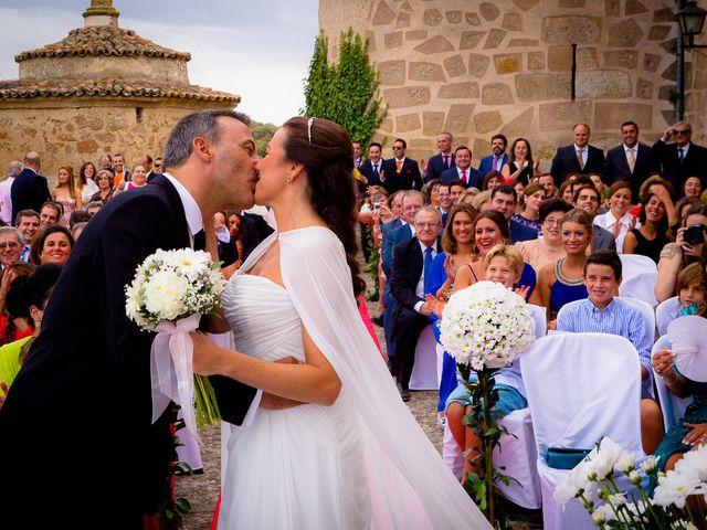 La boda de Pedro Luis y Raquel en Alburquerque, Badajoz 12