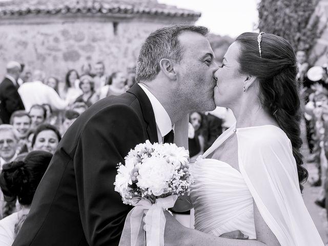 La boda de Pedro Luis y Raquel en Alburquerque, Badajoz 13