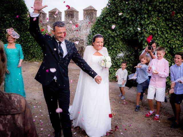 La boda de Pedro Luis y Raquel en Alburquerque, Badajoz 17