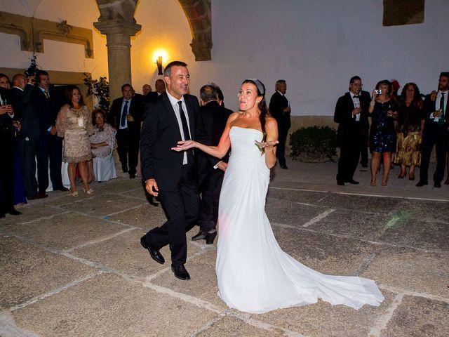 La boda de Pedro Luis y Raquel en Alburquerque, Badajoz 24