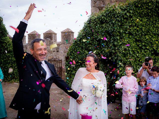 La boda de Pedro Luis y Raquel en Alburquerque, Badajoz 2