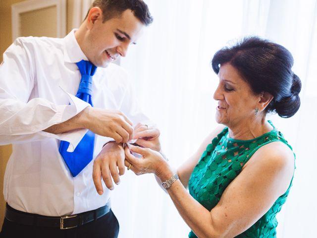 La boda de Diego y Simoni en Madrid, Madrid 13