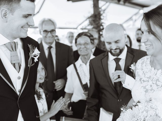 La boda de Diego y Simoni en Madrid, Madrid 22