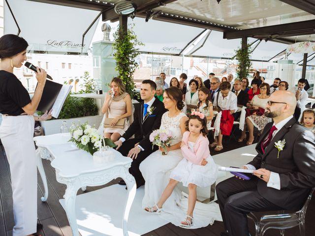 La boda de Diego y Simoni en Madrid, Madrid 24