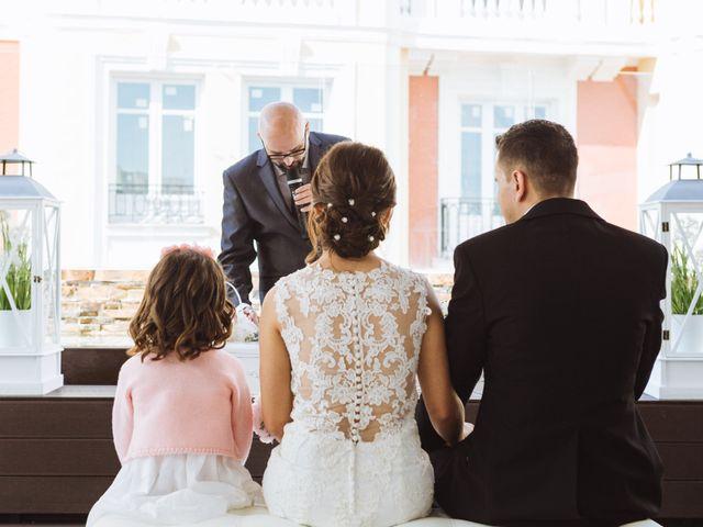 La boda de Diego y Simoni en Madrid, Madrid 25
