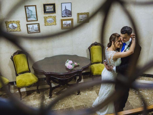 La boda de Diego y Simoni en Madrid, Madrid 36