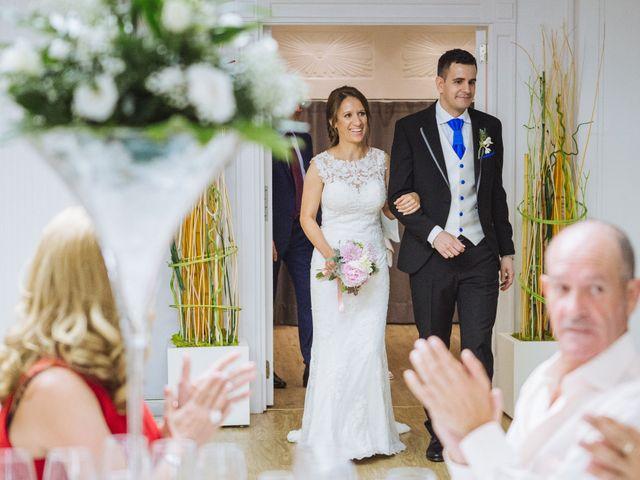 La boda de Diego y Simoni en Madrid, Madrid 41