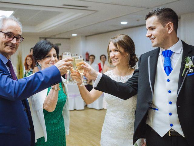 La boda de Diego y Simoni en Madrid, Madrid 42