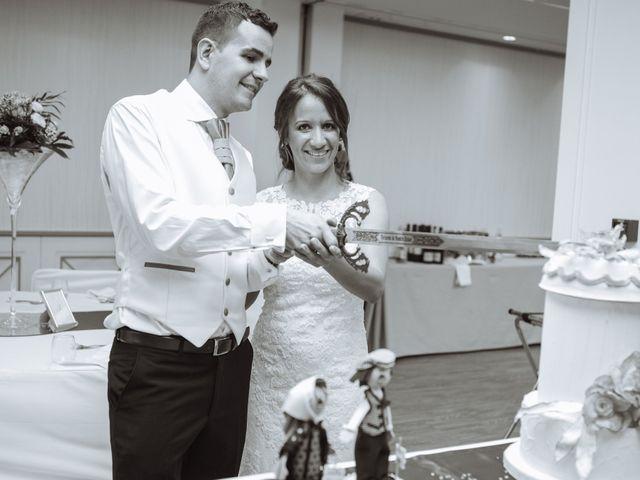 La boda de Diego y Simoni en Madrid, Madrid 44