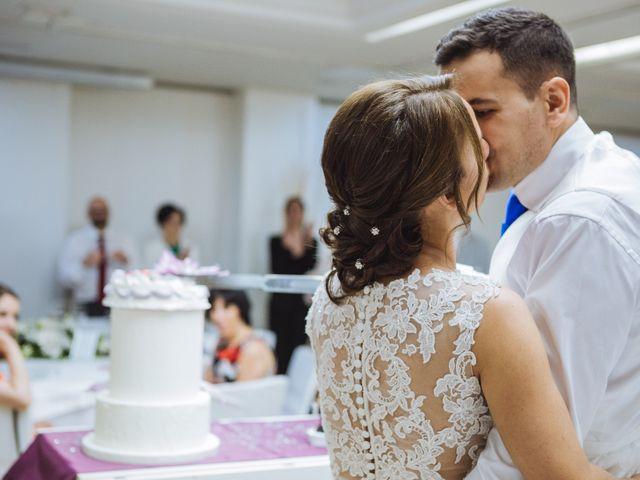 La boda de Diego y Simoni en Madrid, Madrid 45