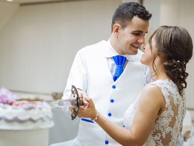 La boda de Diego y Simoni en Madrid, Madrid 46