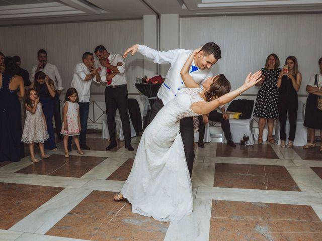 La boda de Diego y Simoni en Madrid, Madrid 50