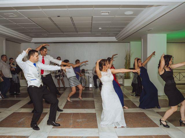 La boda de Diego y Simoni en Madrid, Madrid 51