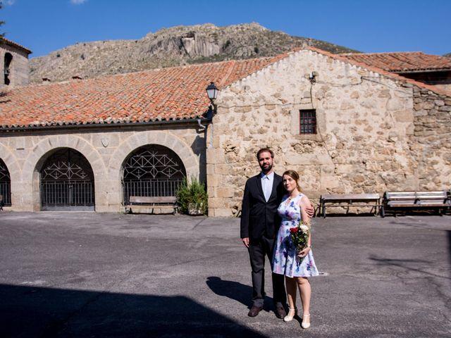 La boda de Raúl y Gema en Madrid, Madrid 4