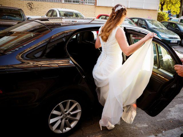La boda de Raúl y Gema en Madrid, Madrid 7