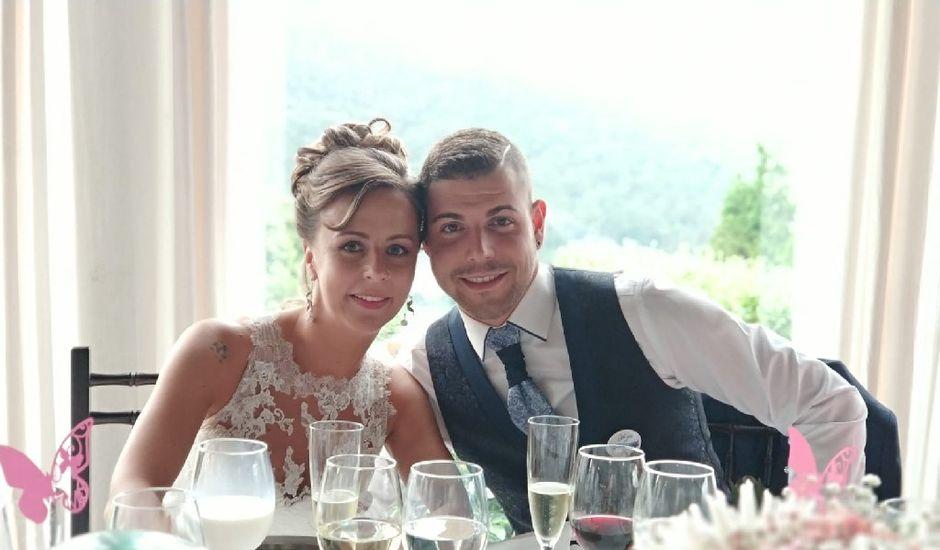 La boda de Alberto y Montse en Laxe, A Coruña