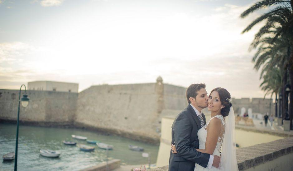 La boda de Antonio y Nazaret en Cádiz, Cádiz