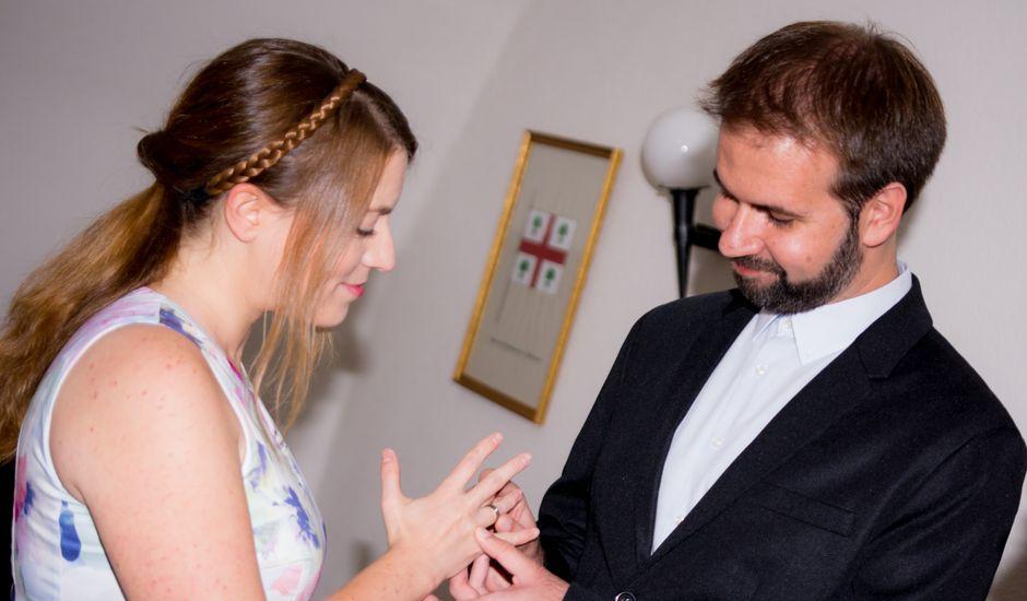 La boda de Raúl y Gema en Madrid, Madrid