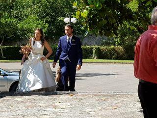 La boda de Rubén y Isa
