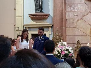 La boda de Rubén y Isa 2