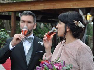 La boda de Ángela  y Salva