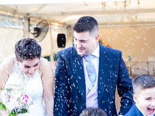 La boda de Silvia y Marcos