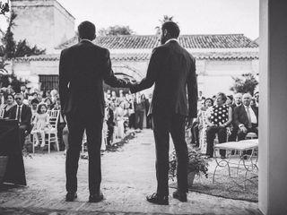 La boda de David y Jesus 1