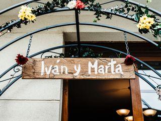 La boda de Iván y Marta 1