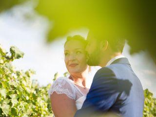 La boda de Anäis y Alberto