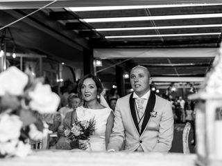 La boda de Sergio y Rosa