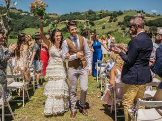 La boda de Lili y Chuchi