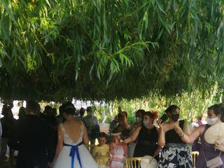 La boda de Rosa y Asier 3
