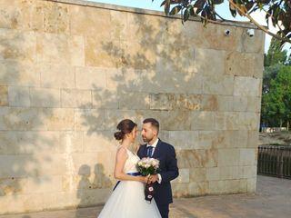 La boda de Rosa y Asier