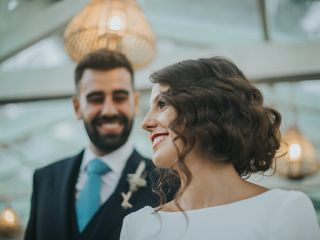 La boda de Sabela y Pedro
