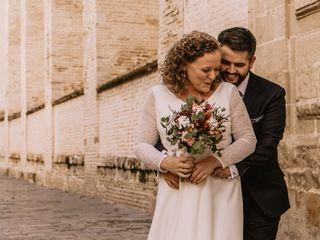 La boda de Clara y Alberto 1