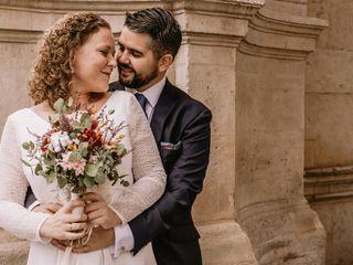 La boda de Clara y Alberto
