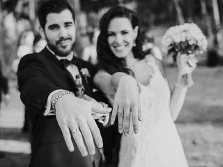 La boda de Keila y César