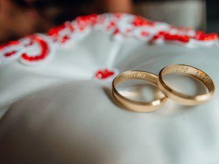 La boda de Iryna y Julio 1