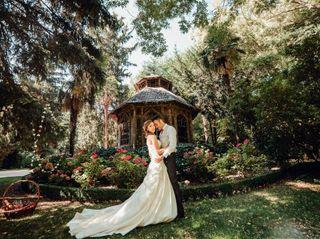 La boda de Iryna y Julio
