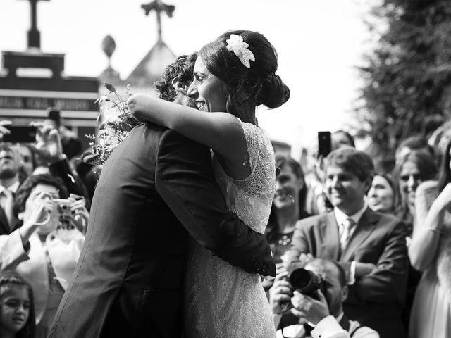 La boda de Conchi y Edu